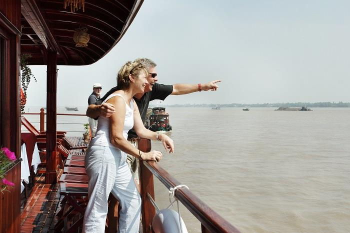 Du thuyền Le Cochinchine: Mekong Delta Discovery in Deep 3 Days 2 Nights